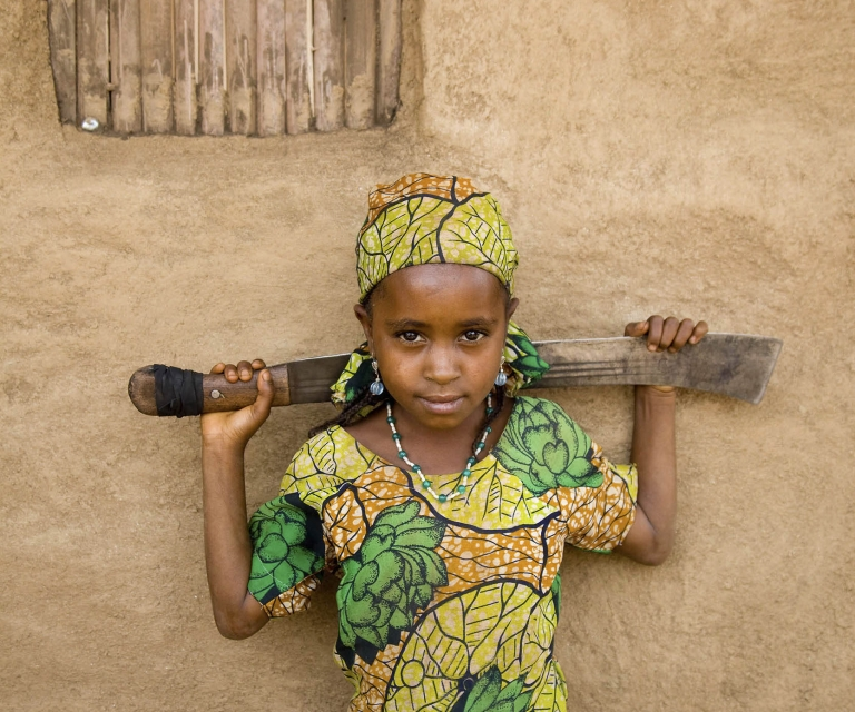 Portraits of Cameroon